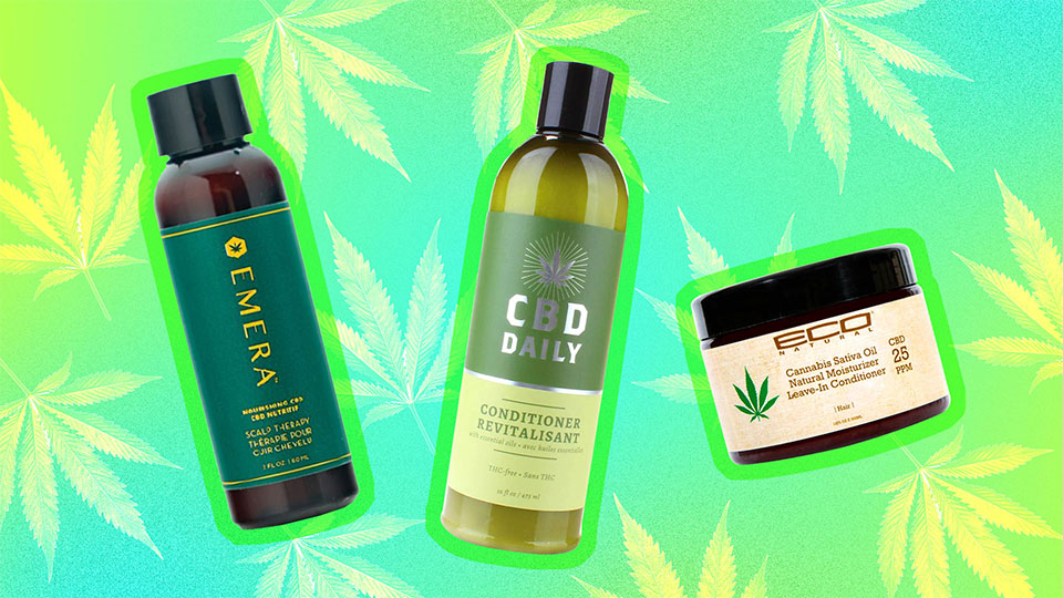 CBD's Effectiveness for Treating Skin and Hair-Related Problems – CBD Infused Topicals